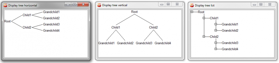 Visualize a tree rosetta code display treeg ccuart Gallery
